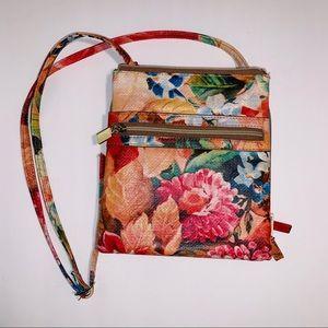 Stella & Max floral crossbody bag